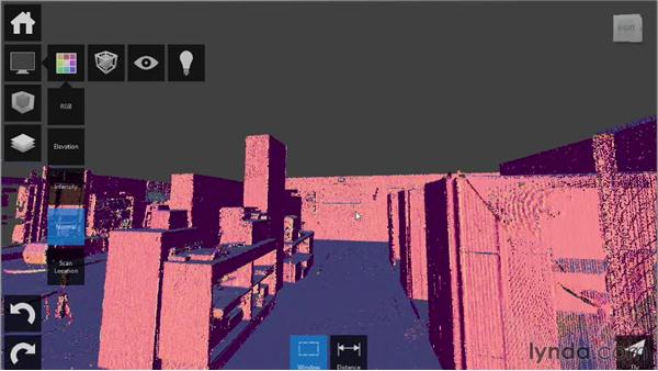 Analyzing a point cloud: AutoCAD 2014 New Features