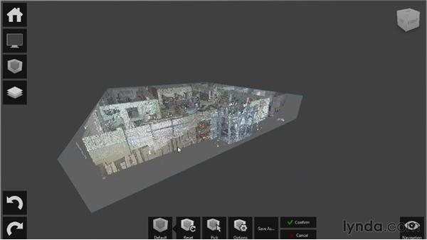 Exporting point clouds for use in AutoCAD: AutoCAD 2014 New Features