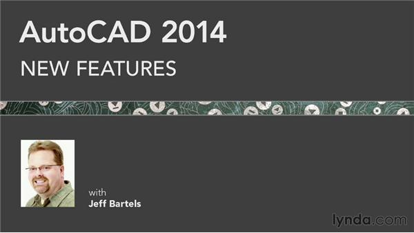 Goodbye: AutoCAD 2014 New Features