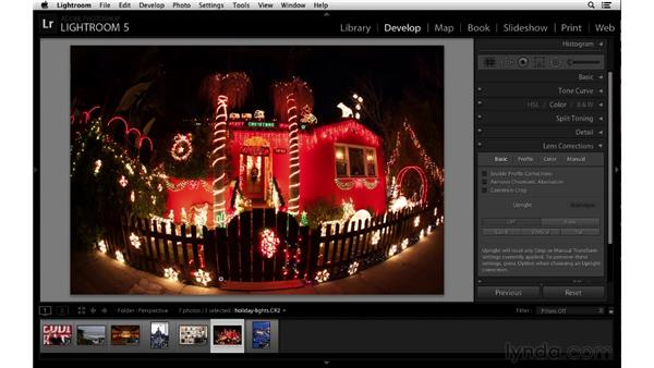 Achieving great results in difficult situations using Upright: Lightroom 5 New Features