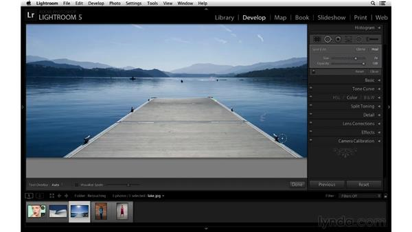 Removing large distractions: Lightroom 5 New Features