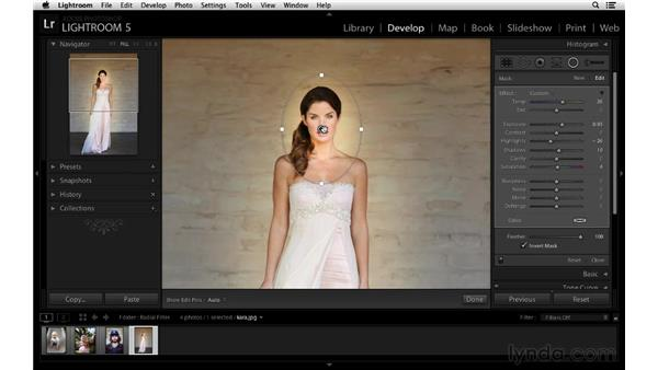 Using the Radial filter in your workflow: Lightroom 5 New Features