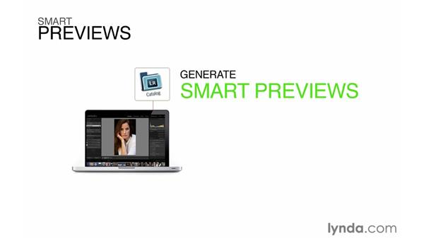What is a Smart Preview?: Lightroom 5 New Features