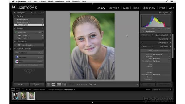 How to generate Smart Previews: Lightroom 5 New Features