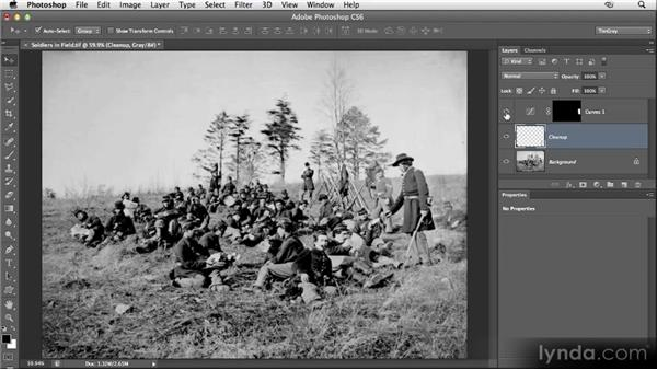 """Evaluating """"before"""" and """"after"""": Restoring Photos with Photoshop CS6"""