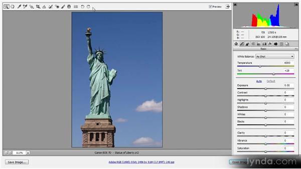 Adobe Camera Raw overview: Photoshop CS6 Raw Workshop