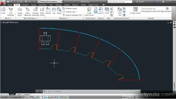 How to use the project files: Data Management with AutoCAD 2013