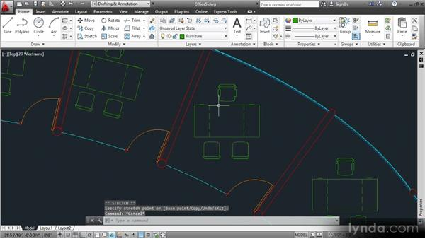 Inserting attributed blocks and entering attribute values: Data Management with AutoCAD 2013