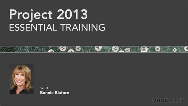 Next steps: Microsoft® Project 2013 Essential Training