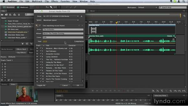 What is Adobe Audition CS6?: Audition CS6: New Features Workshop
