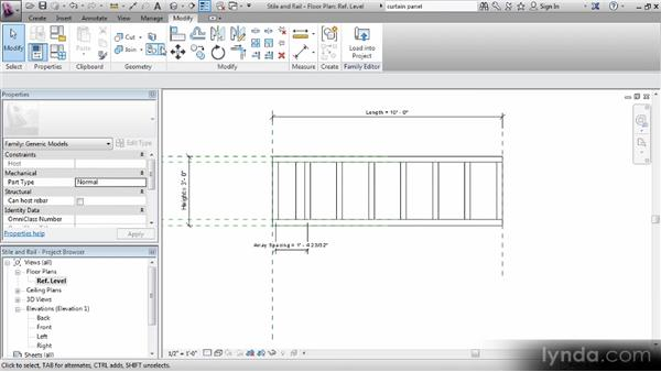 Yes/no parameters and if statements: Revit Families Workshop