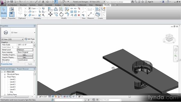 The anatomy of a stair: Revit Stairs Workshop