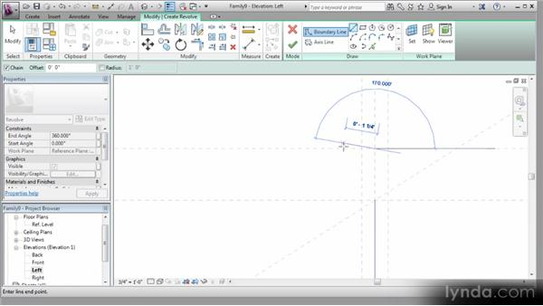 Creating a spindle family: Revit Stairs Workshop