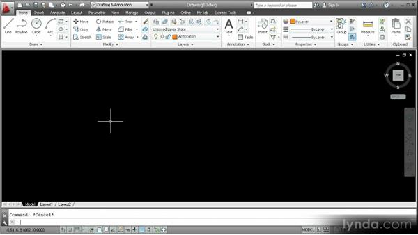 Writing and running scripts: Customization Techniques with AutoCAD 2013