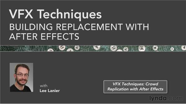 Next steps: VFX Techniques: Building Replacement with After Effects