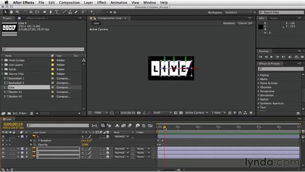 Welcome: After Effects Artist in Action: Eran Stern's Broadcast Design