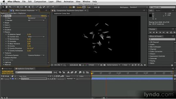 The third explosion: After Effects Artist in Action: Eran Stern's Broadcast Design