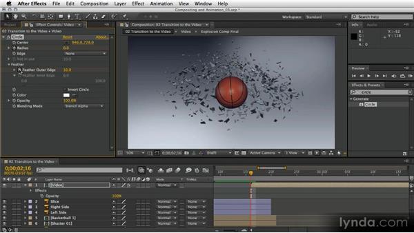 Transition to the video: After Effects Artist in Action: Eran Stern's Broadcast Design