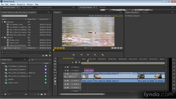 One-way trips and the Edit Original command: Video Production with Creative Suite 6
