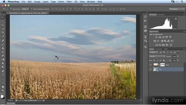 Brightening up the horizon: Photoshop Artist in Action: Uli Staiger's Perestroika