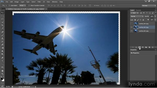 Creating a multi-image composite: Creating Composites in Photoshop