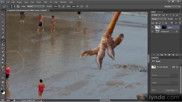 Performing a reality check: Creating Composites in Photoshop