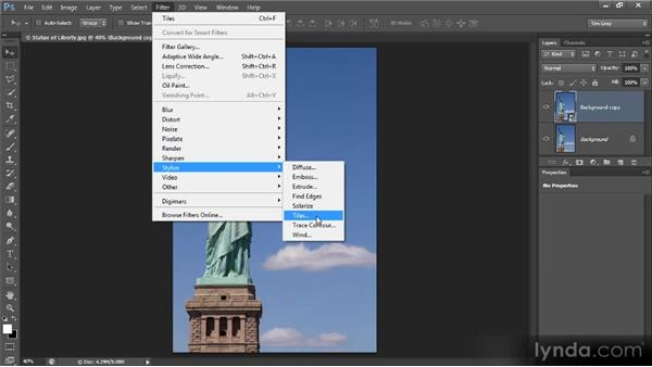 Using Smart Filters: Photoshop Creative Effects and Filters