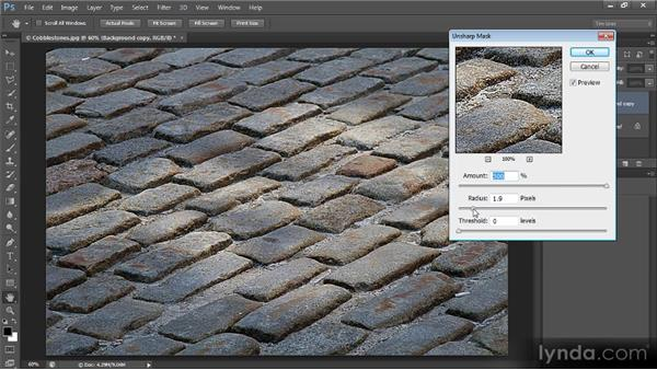 Oversharpening: Photoshop Creative Effects and Filters