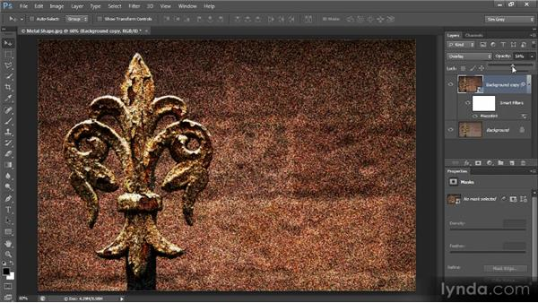 Getting extreme with Mezzotint: Photoshop Creative Effects and Filters