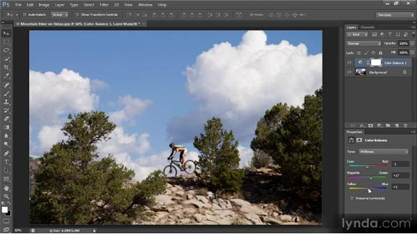 The essentials of Color Balance: Mastering Color Correction in Photoshop