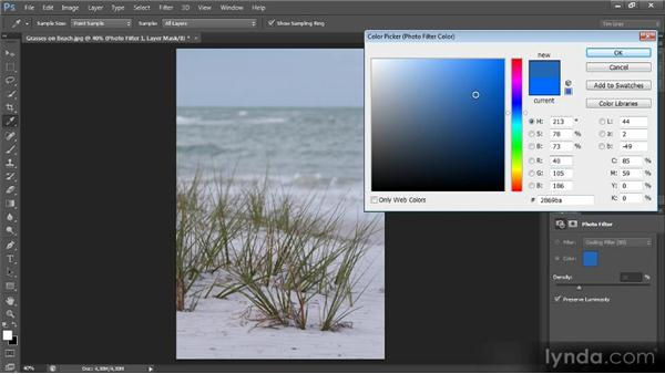 Correcting with a hint of tint: Mastering Color Correction in Photoshop