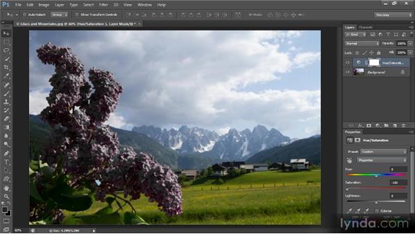 Balancing a specific color: Mastering Color Correction in Photoshop