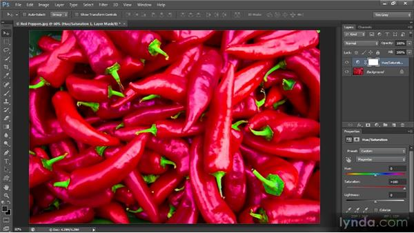 Eliminating a problem color: Mastering Color Correction in Photoshop