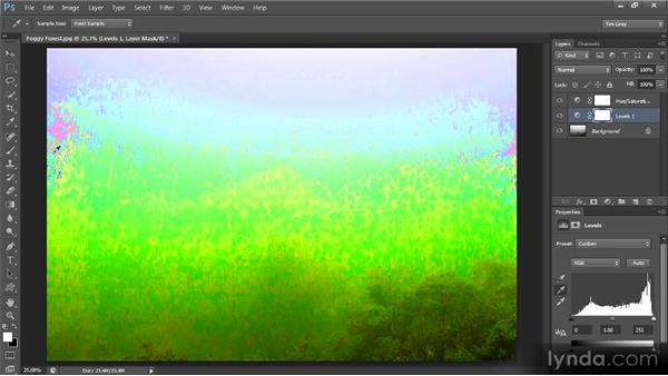 Achieving a neutral gray: Mastering Color Correction in Photoshop