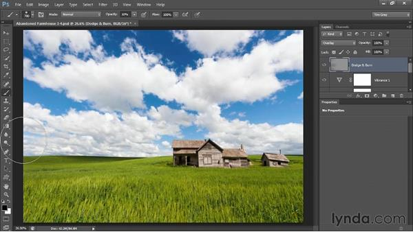 Welcome: Photoshop Artist in Action: Tim Grey's Abandoned Farmhouse