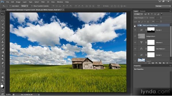 Closing thoughts: Photoshop Artist in Action: Tim Grey's Abandoned Farmhouse