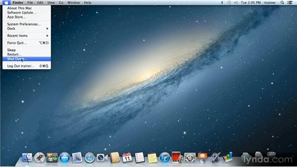 The Finder: Up and Running with Mac OS X Mountain Lion