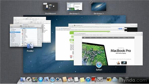 Mission Control: Up and Running with Mac OS X Mountain Lion