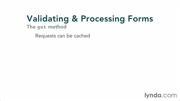 Communicating with PHP servers: Validating and Processing Forms with JavaScript and PHP