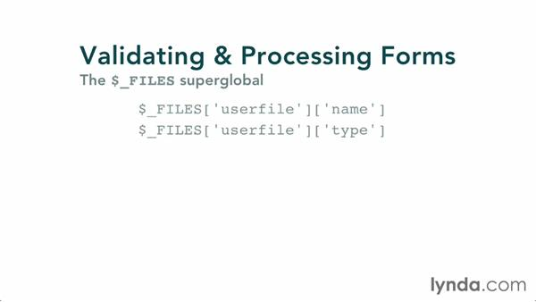 Understanding file uploads: Validating and Processing Forms with JavaScript and PHP