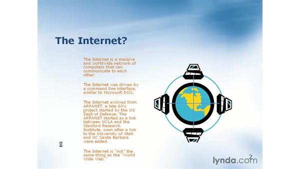 what is the internet?: Learning Internet Explorer 6