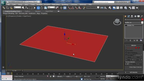 What is poly modeling?: Getting Started with 3ds Max
