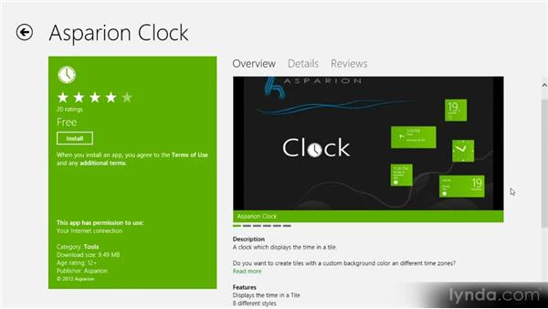 Getting more applications in the Windows Store: Up and Running with Windows 8