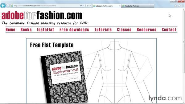 Next steps: Illustrator for Fashion Design: Creating Brushes