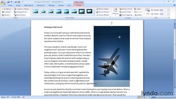 Welcome: Up and Running with Word 2007