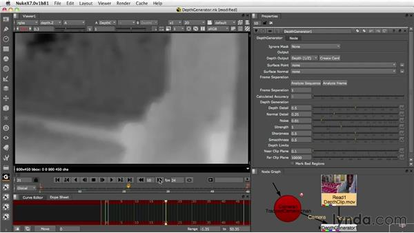 Setting up and analyzing: Nuke 7 New Features