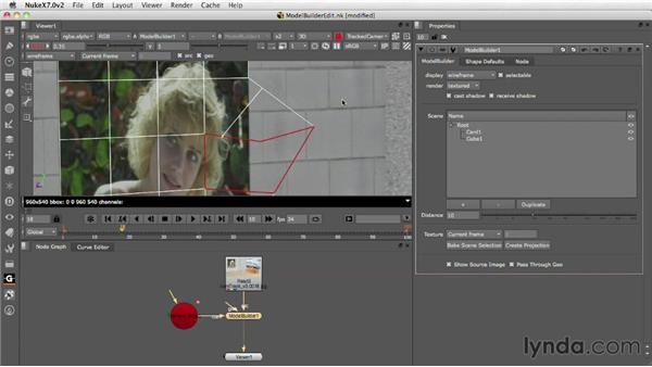 Editing geometry: Nuke 7 New Features