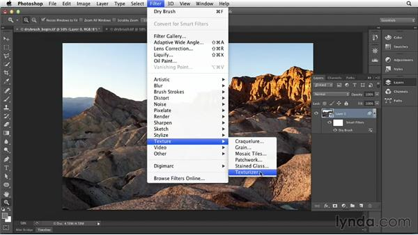 : Photoshop for Designers: Filters