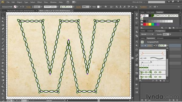 Reconciling very acute corners in a path: Illustrator CS6 One-on-One: Mastery