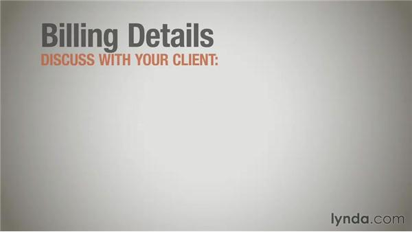 Talking money: Other issues: Running a Design Business: Designer-Client Agreements